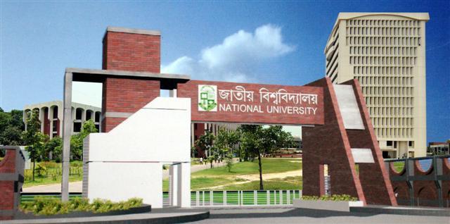 Image result for national university bd